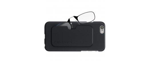 Очила по модел ThinOptics,  за четене от +1.0 до +2.5 (Черни) снимка #0
