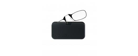 Очила по модел ThinOptics,  за четене от +1.0 до +2.5 (Черни) снимка #1