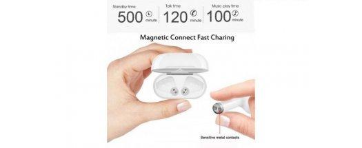 Безжични слушалки i9S - TWS V5.0 снимка #1