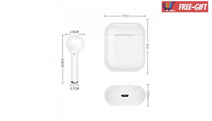 Безжични слушалки i9S - TWS V5.0 снимка #3