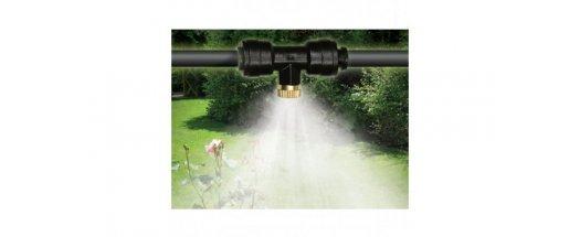 Водна мъгла - Система за охлаждане с водна мъгла 7.5м, 5 дюзи снимка #2