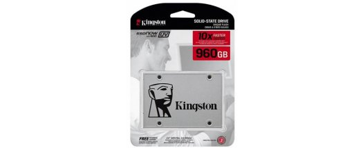 SSD 960GB Kingston A400 (SA400S37/960), 2.5 снимка #0