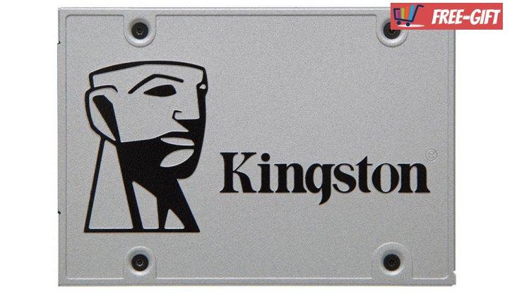 SSD 960GB Kingston A400 (SA400S37/960), 2.5 снимка #1