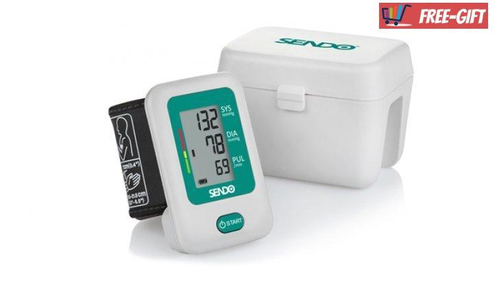 Сендо Смарт 2 Електронен апарат за измерване на кръвно..