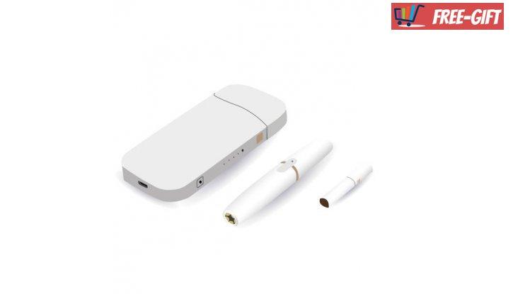 Зарядно за бездимна електронна цигара с USB кабел снимка #3