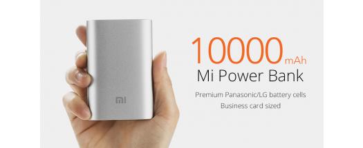 ПРОМО! Външни батерии  POWER BANK MI 10000 mAh