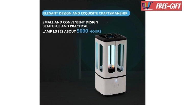 UV лампа за дезинфекция снимка #3