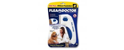 Електрически гребен против бълхи за домашни любимци Flea Doctor снимка #0