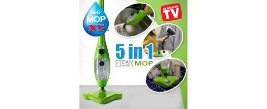 Комплект Парочистачка Steam Mop X5 – 5в1 Уреда снимка #0