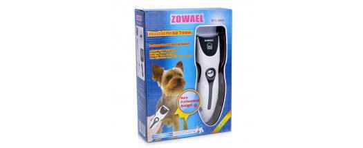 Професионална машинка за подстригване на домашни любимци  ZOWAEL RFC-280A снимка #0