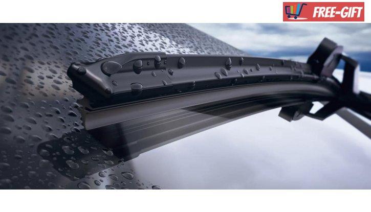 """Универсални чистачки за автомобил 14"""" LIQI Multi 350  снимка #0"""