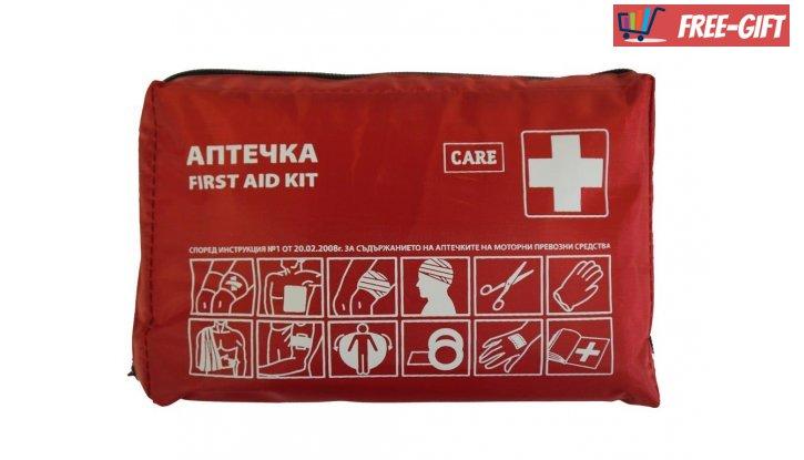 Автоаптечка по изискванията на МЗ / Care снимка #0