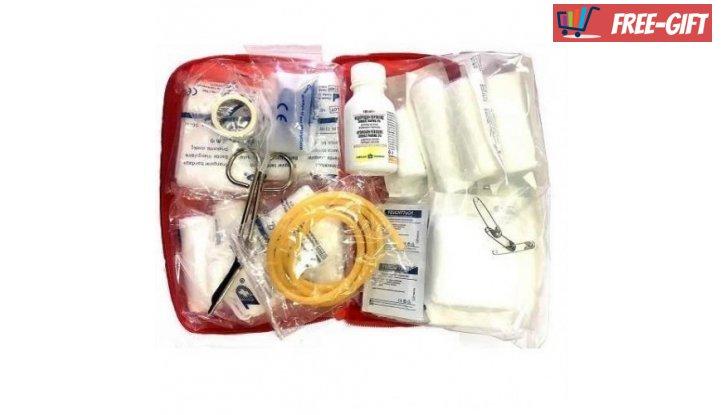 Автоаптечка по изискванията на МЗ / Care снимка #1