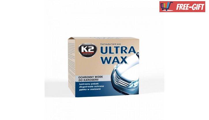Полираща паста К2 Ultra Wax  300г-К2073 снимка #1