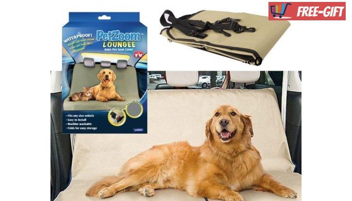 Подложка за домашен любимец в автомобил Pet Zoom Lounge снимка #0