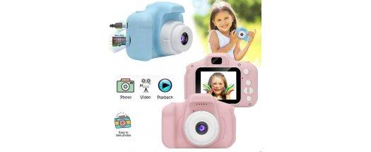 Дигитален детски фотоапарат снимка #0