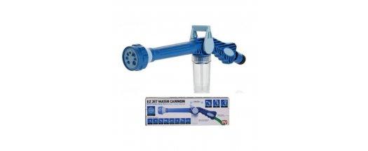 Накрайник за маркуч Ez Jet Water Cannon с 8 различни начина на пръскане снимка #3