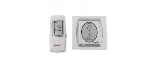 Ключ за осветление с дистанционно управление ArtslonT-923В снимка #2