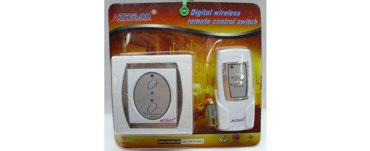 Ключ за осветление с дистанционно управление ArtslonT-923В снимка #1